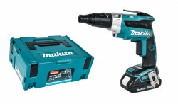 Makita DFS251Y1J 1x 1,5Ah battery