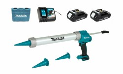 Makita DCG180RYEX 2x 1,5Ah battery + Charger