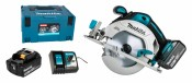 Makita DHS680RTJ 18V (2x 5,0Ah battery + MAKPAC)