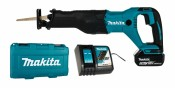 Makita DJR186RT 18V (1x 5,0Ah battery + DC18RC + suitcase)