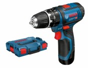 Bosch GSB 12V-15 Professional + L-BOXX without charger and battery
