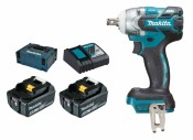 Makita DTW285RTJ 2x 5Ah battery
