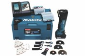 Makita DTM51RT1J3 1x 5Ah battery + DC18RC + MAKPAC