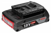 Bosch battery GBA 18V 2Ah Professional