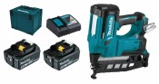Makita DBN600RTJ 2x 5Ah battery + charger + MAKPAC