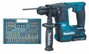 Makita HR166DZ in case