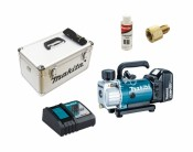 Makita DVP180RT 1x 5Ah battery + DC18RC + suitcase